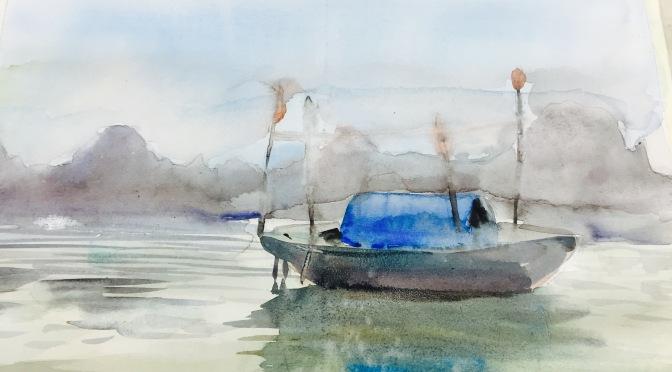 Neo thuyền
