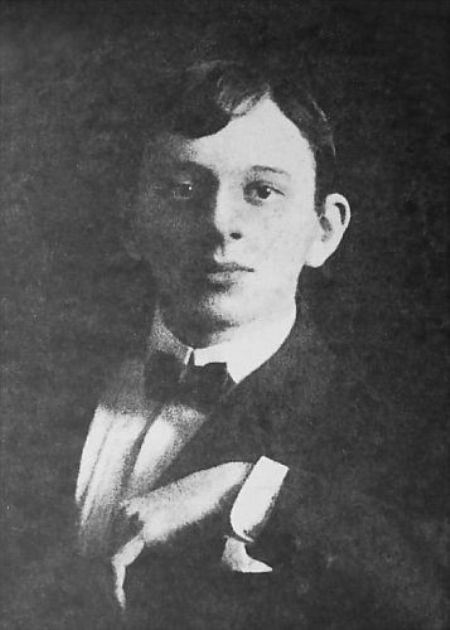 Boris Fomin (1900-1948), thập niên 1920s.