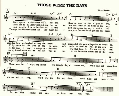 boris_Those Were The Days - english