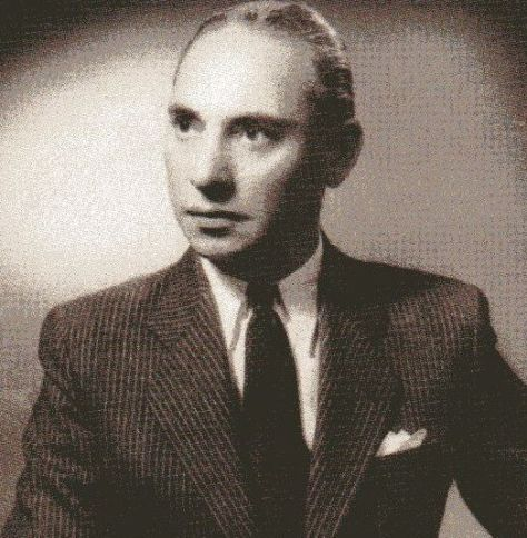 Nhạc sĩ Rezco Seress.