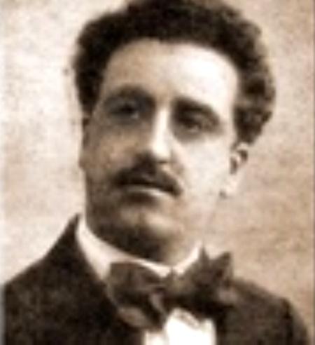 Nhạc sĩ Ernesto De Curtis.