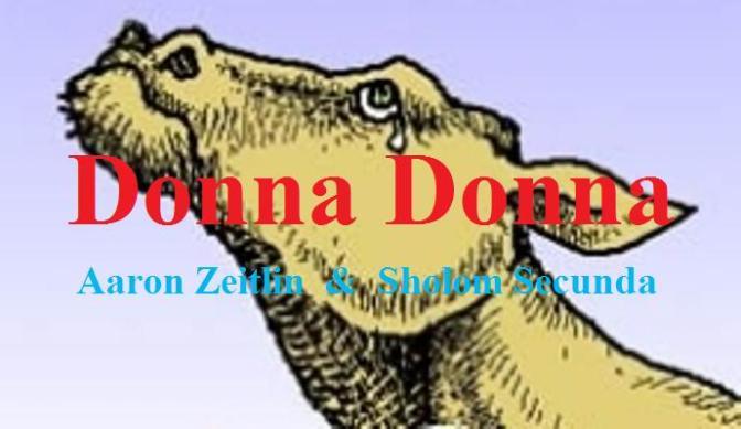 """Tân Nhạc VN – Nhạc Ngoại Quốc Lời Việt – Dân Ca Dân Nhạc – """"Tiếc Thương"""" (""""Donna Donna"""") – Aaron Zeitlin & Sholom Secunda"""