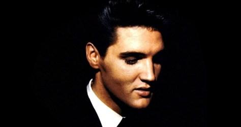 Ca sĩ Elvis Presley.