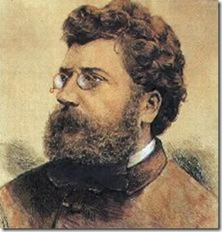 Georges Bizet (1838-1875).
