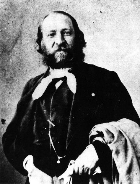 Nhạc sĩ Sebastian Yradier (1809 – 1865).