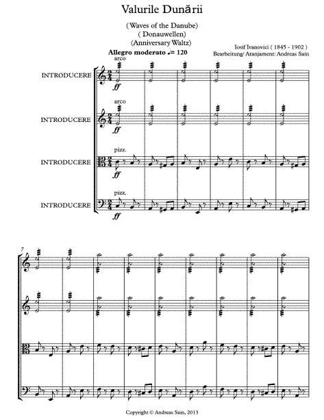 For String Quartet (Sain).