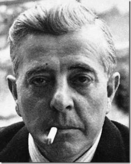 acques Prévert (1900–1977).