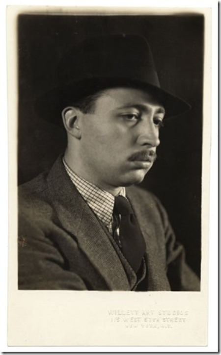Nhạc sĩ Louis Guglielmi (1916-1991).