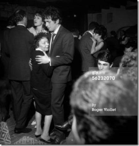 piaf_Édith Piaf bắt đầu chung sống với Théo Saparo