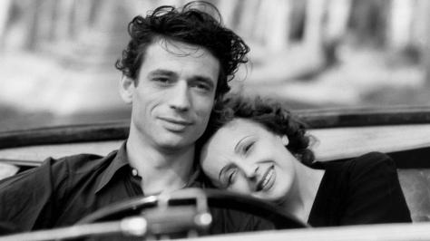 Edith Piaf và Yves Montand.
