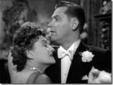Cảnh nhẩy Tango trong phim Đại lộ Hoàng hôn (Sunset Boulevard).