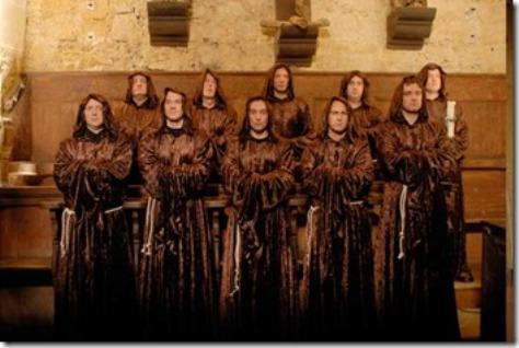 Gregorian Band.