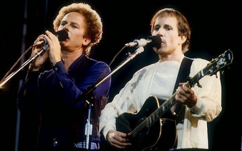 Simon & Garfunkel.