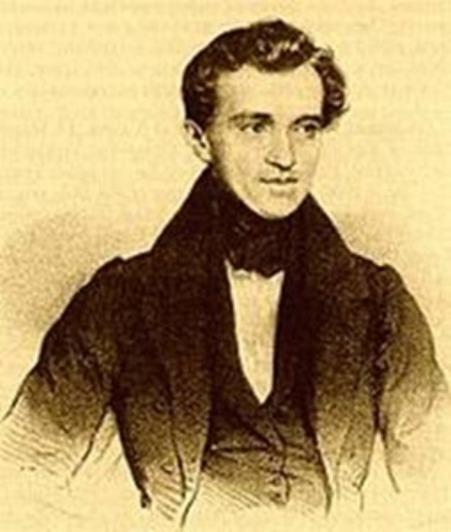 Johann Strauss I (1804 – 1849).
