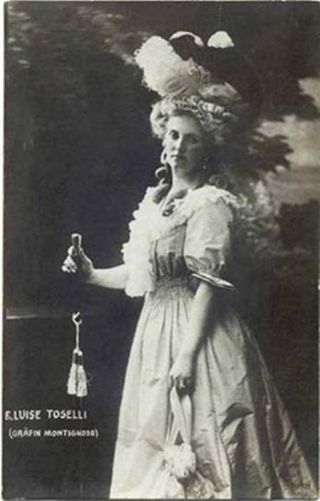 Nữ đại công tước Louise.