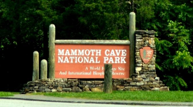 ẢNH SINH HOẠT HẰNG NGÀY – Từ Đông sang Tây – Công Viên Quốc Gia Mammoth Cave National Park