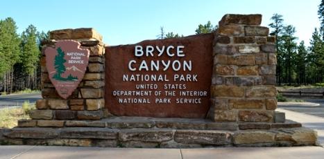 Tạm biệt Bryce Canyon National Park.