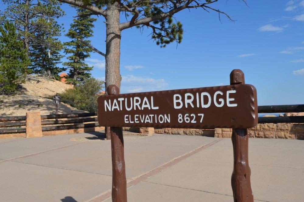 Khu vực Natural Bridge.