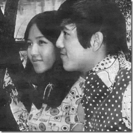 Đôi uyên ương nghệ sĩ Minh Phúc, Minh Xuân thập niên 1960s.