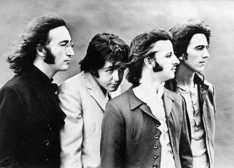 """Tứ quái """"The Beatles""""."""