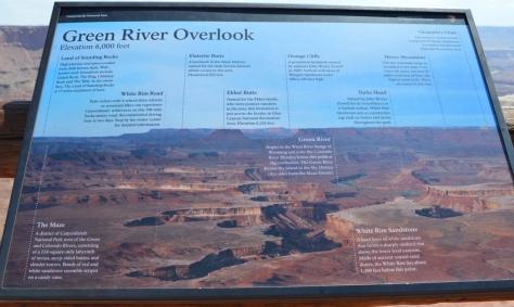 Thông tin về Green River Overview.