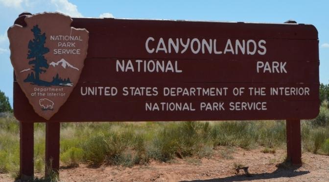 """ẢNH SINH HOẠT HẰNG NGÀY – Từ Đông sang Tây – Công Viên Quốc Gia """"Canyonlands National Park"""""""