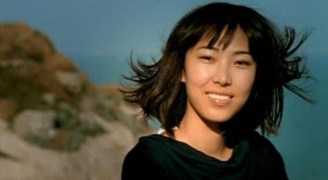 Ca sĩ Joanna Wang.