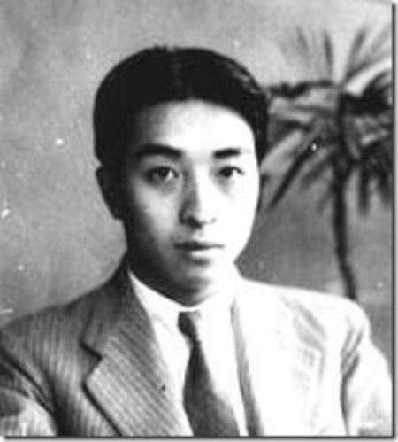 Chen Gexin (1914-1961).