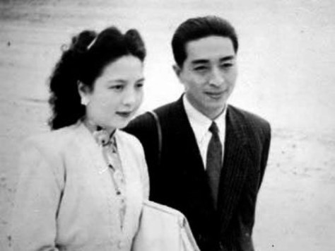 Nhạc sĩ Chen Gexin và vợ, Jin Jiaoli.
