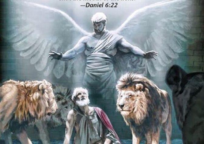 Chúa của con, trong Chúa con tin – My God, in Him I will trust