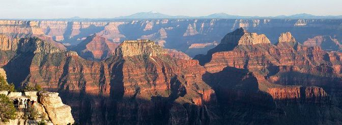 ẢNH SINH HOẠT HẰNG NGÀY – Từ Đông sang Tây – Công Viên Quốc Gia Grand Canyon National Park – North Rim
