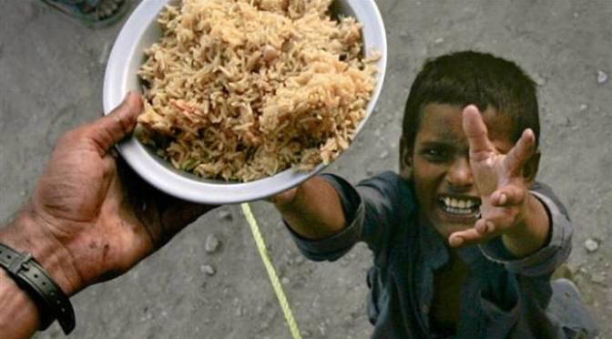 Phúc cho người đói khát sự công chính