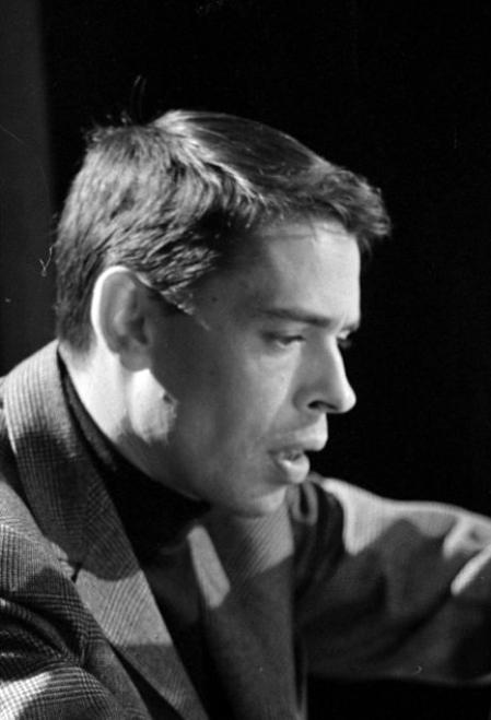 Jacques Brel năm 1963.