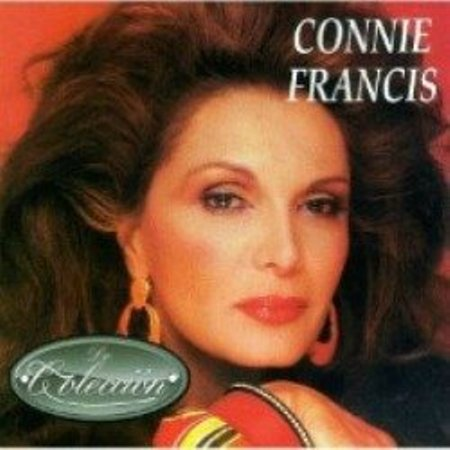 Ca sĩ Connie Francis.