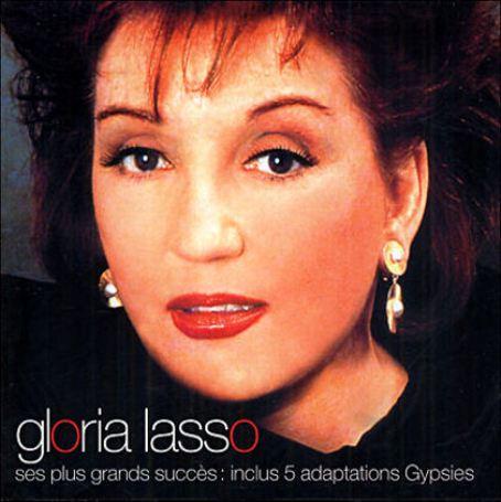 Ca sĩ Gloria Lasso.
