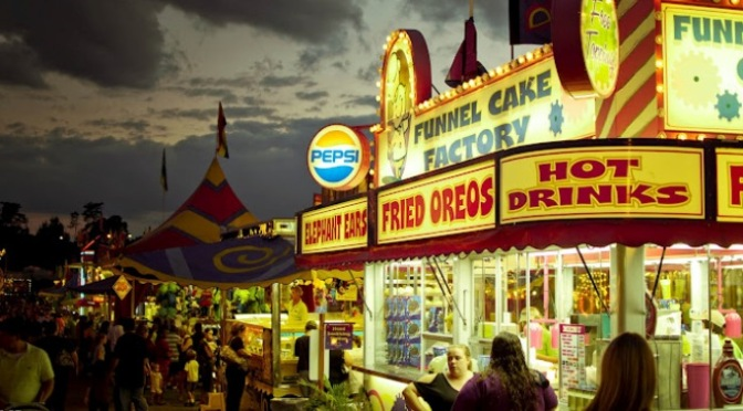 ẢNH SINH HOẠT HẰNG NGÀY – Hội Chợ Prince William County Fair