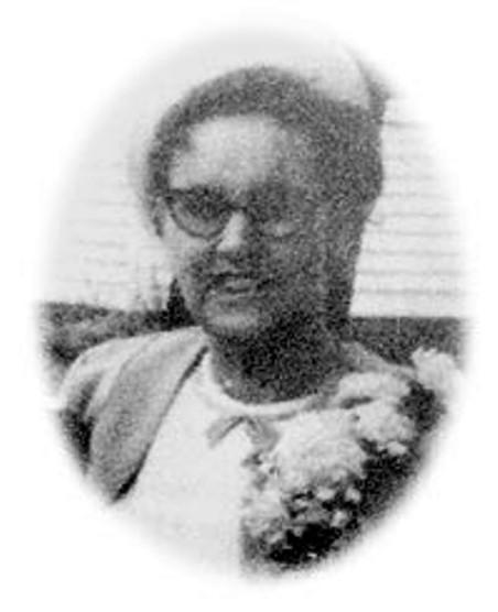 Ca sĩ Georgie Turner năm 1937.