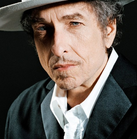 Nhạc sĩ Bob Dylan.