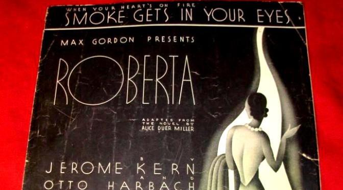 """Tân Nhạc VN – Nhạc Ngoại Quốc Lời Việt – Nhạc Phổ Thông – """"Khói Thuốc Làm Lệ Rơi"""" (""""Smoke Gets in Your Eyes"""") – Jerome Kern, Otto Harbach, Lữ Liên"""