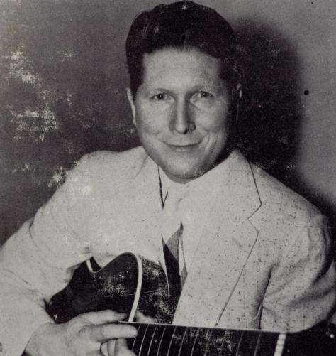 Nhạc sĩ Redd Stewart 1950.