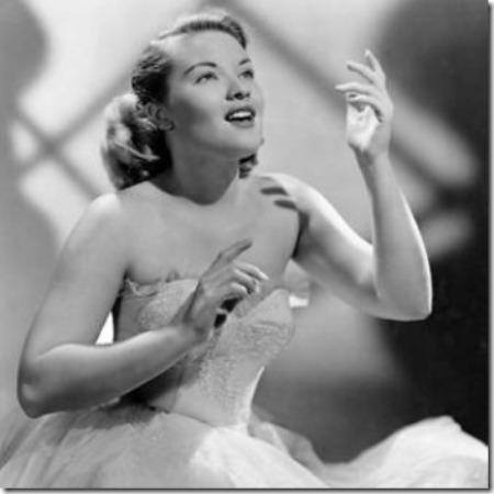 Patti Page (1927-2013).