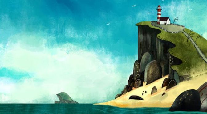 The Song of the Sea – Ca khúc của Biển