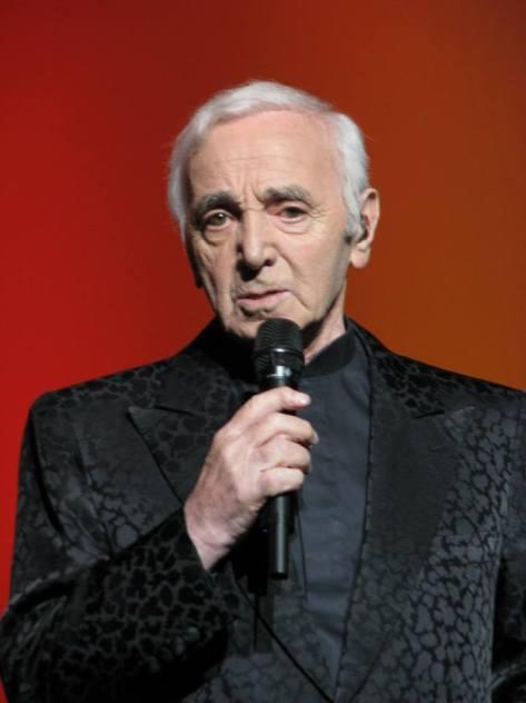 Charles Aznavour (June 2014).