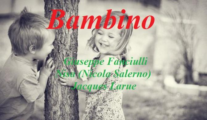 "Tân Nhạc VN – Nhạc Ngoại Quốc Lời Việt – Nhạc Pháp Xưa – ""Mối Tình Đầu"" (""Bambino"", ""Guaglione"", ""The Man Who Plays The Mandolino"") – Giuseppe Fanciulli, Nisa, Jacques Larue, Alan Bergman, Marilyn Keith"