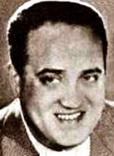 Nhạc sĩ Giuseppe Fanciulli.