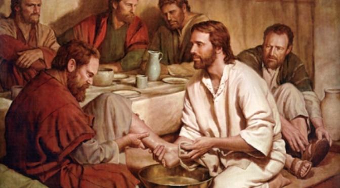Khiêm tốn và tình yêu trong Giêsu