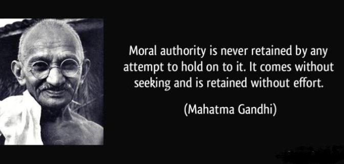 Quyền lực đạo đức