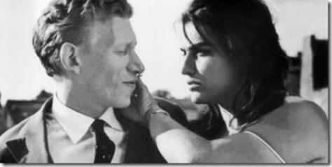Dalida và Lucien Morisse.