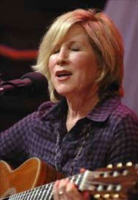 Ca nhạc sĩ Lori Lieberman.