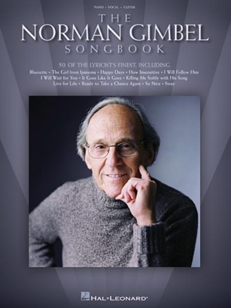 Nhạc sĩ Norman Gimbel.